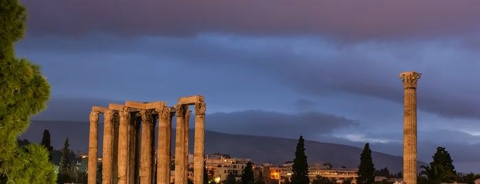 Ναός Ολυμπίου Διός (Temple Of Olympian Zeus) is one of Visit Greece's tips.
