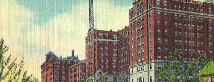 The Alms is one of Surviving Historic Buildings in Cincinnati.
