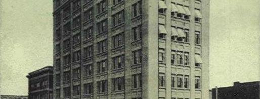 Cinfed Credit Union is one of Surviving Historic Buildings in Cincinnati.
