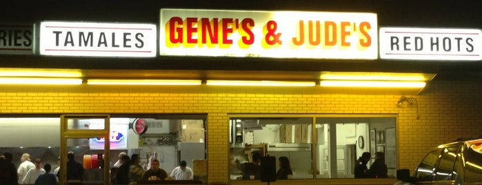 Gene & Jude's is one of 2012 NRA Show - Chicago dining top picks.