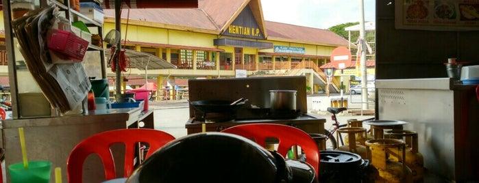 Kuala Pilah is one of F&B.