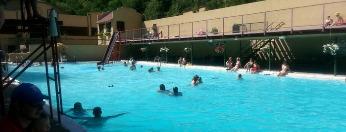 Eldorado Swimming Pool is one of Colorado Tourism.