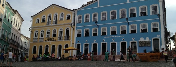 Largo do Pelourinho is one of My Brazil.