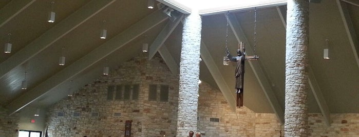 St. Thomas More Church is one of Parishes in the Austin Metro Area.