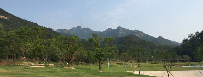 서울대학교 버들골 is one of Seoul Natl Univ.