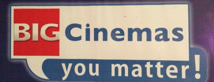 BIG Cinemas is one of Guide to Ahmedabad's best spots.