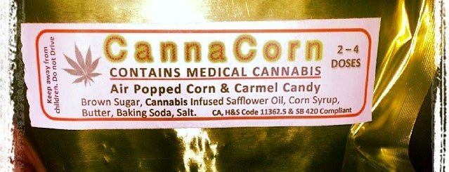 The Cannabis Company is one of SF Haight Ashbury.