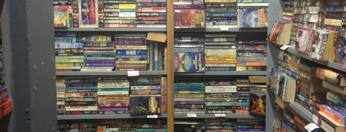 Book Trader is one of Must Visit Shops!!.
