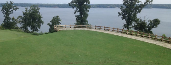 Robert Trent Jones Golf Trail at The Shoals is one of Must-visit Places in the Shoals, AL #visitUS.