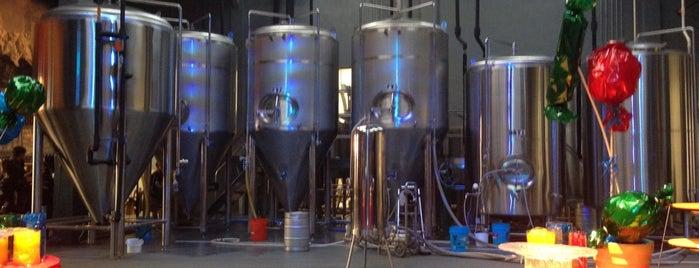 Rhinegeist Brewery is one of Cincinnati Beer Geek.