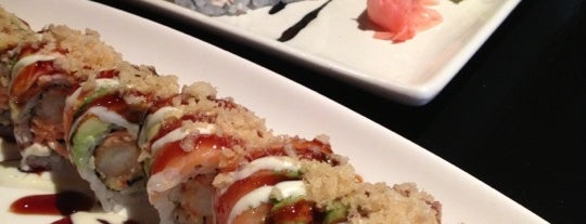 Zuma Sushi Bar is one of Late Night Dining Atlanta.