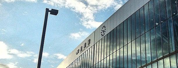 Asahikawa Station (A28) is one of JR線の駅.