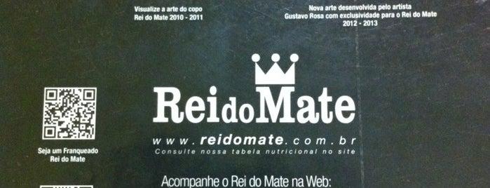 Rei do Mate is one of Restaurantes e Lanchonetes (Food) em João Pessoa.