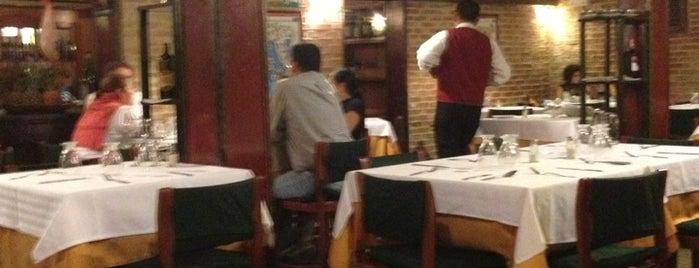 Restaurant Da Guido is one of Restaurantes y Franquicias.