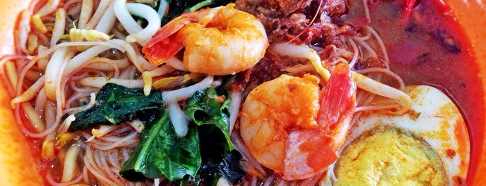 Choon Prawn Mee House 春虾面 is one of Cheap eats in KL.