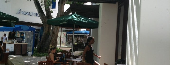 Starbucks is one of Guide to Playa del Carmen's best spots.