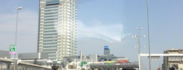 首都高 用賀出入口 (307) is one of 高速道路.