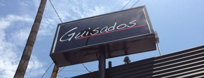 Guisados is one of Ryan & Rebecca To Do.