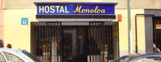 hostales moncloa madrid:
