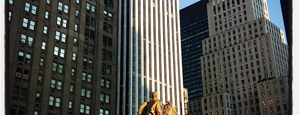 Grand Army Plaza is one of NYC Stay-cation.