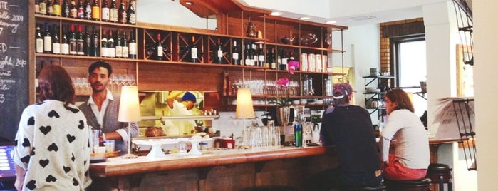 The Harriet Brasserie is one of Mill City Love.