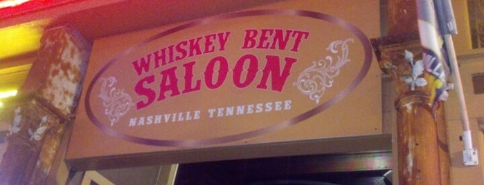 Whiskey Bent Saloon is one of Twunking Places.