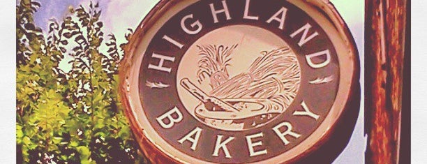 Highland Bakery is one of Restaurants I enjoy.