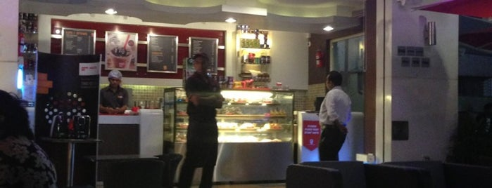Cafe Coffee Day is one of Bangalore Cafes.