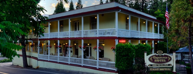 Groveland Hotel at Yosemite National Park is one of Best Places to Check out in United States Pt 2.