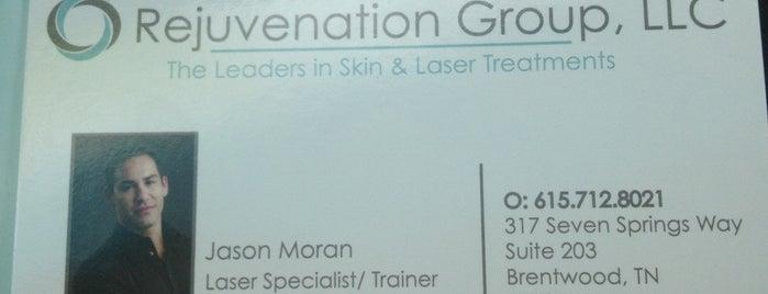 Rejuvenation Group is one of Nash Life.