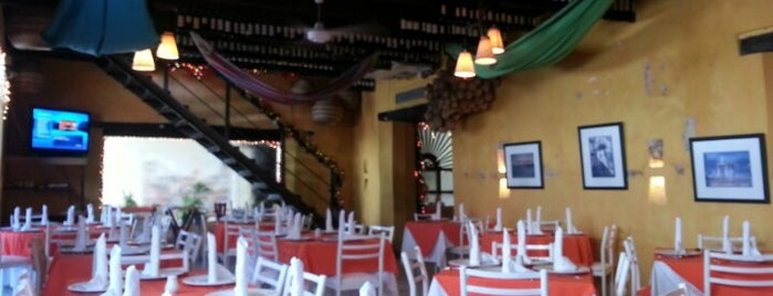 La Cocina De Socorro is one of Restaurantes.