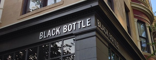 Black Bottle is one of Restaurants.