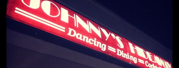 Johnny's Hideaway is one of Top 10 dinner spots in Atlanta, GA.