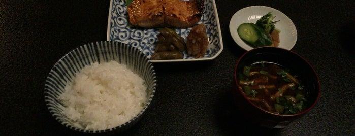 Totoya Uoshin is one of Michelin Guide Tokyo (ミシュラン東京) 2012 [*].