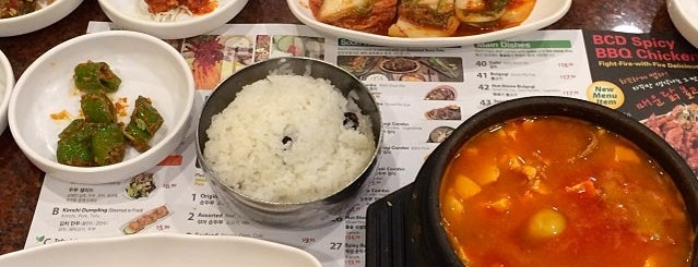BCD Tofu House is one of Los Angeles.