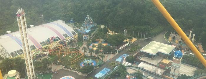 劍湖山世界主題樂園 is one of Attractions to Visit.