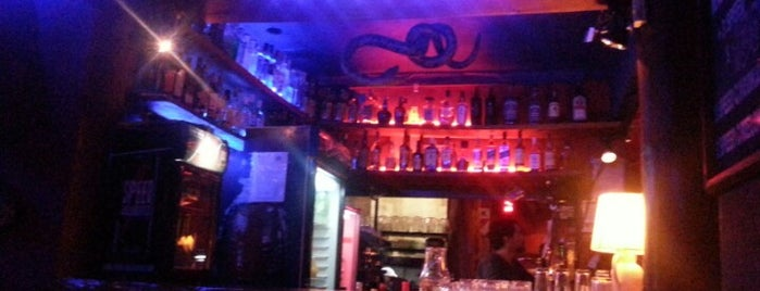 Macondo Bar is one of Must ARG.