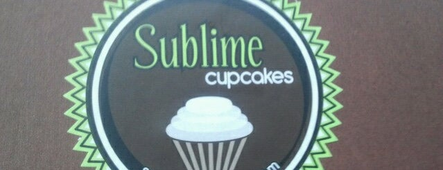 Sublime Cupcakes is one of Favorite Food.
