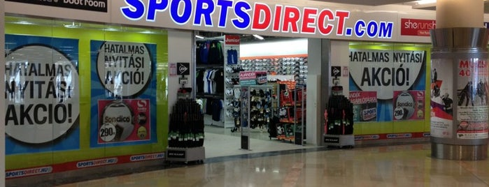 Sportsdirect.com is one of Megnézni.