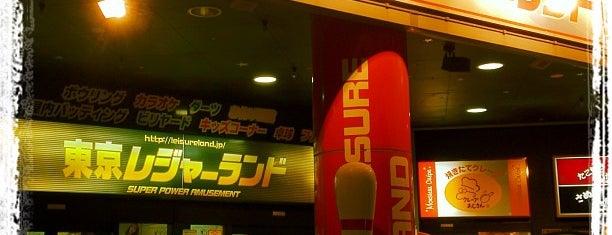 東京レジャーランド パレットタウン店 is one of beatmania IIDX 設置店舗.