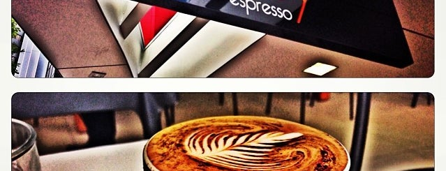 Pourboy Espresso is one of Best Cafes in Brisbane.