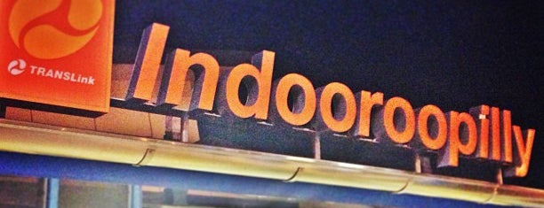 Indooroopilly Railway Station is one of Regular places.