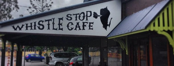 Whistle Stop Cafe is one of Best Cafes in Brisbane.