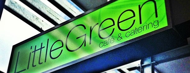 Little Green Cafe is one of Best Cafes in Brisbane.