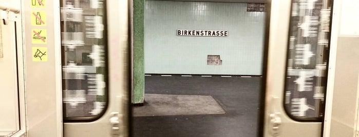 U Turmstraße is one of U-Bahn Berlin.