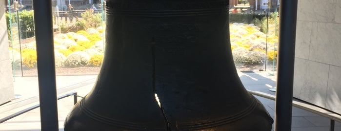 Bicentennial Bell is one of Public Art in Philadelphia (Volume 1).