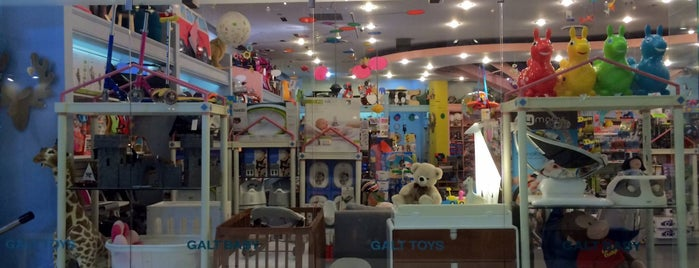 Galt Toys + Galt Baby - Downtown is one of Hipsqueak Awards Nominees.