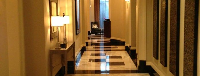 Mandarin Oriental, Atlanta is one of T+ L 500: The Debut Hotels of 2013.