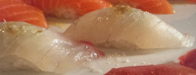 Ahi Sushi is one of Los Angeles.