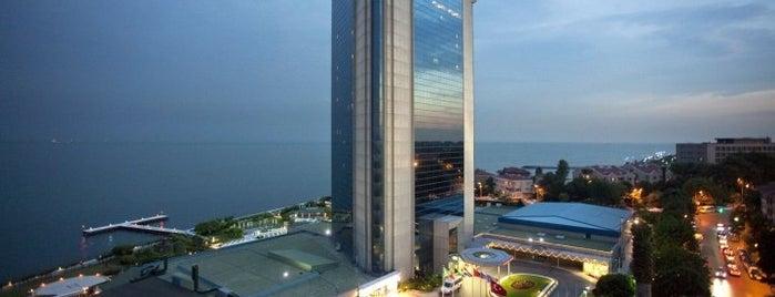 Renaissance Polat İstanbul Hotel is one of Ren.